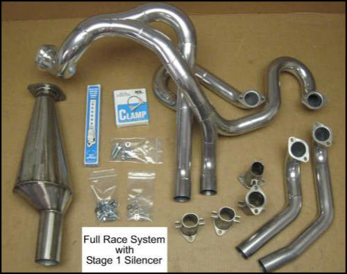 Tangerine Racing Exhaust Systems