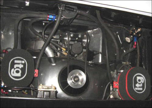 Tangerine Racing Engine Products